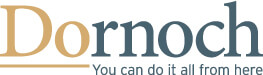 Dornoch logo