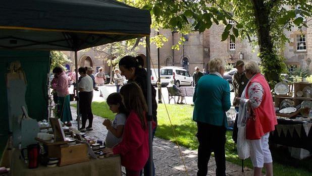 Dornoch Community Market